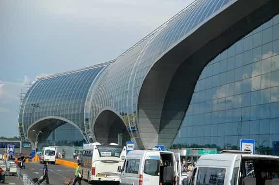 Traslado desde Domodedovo