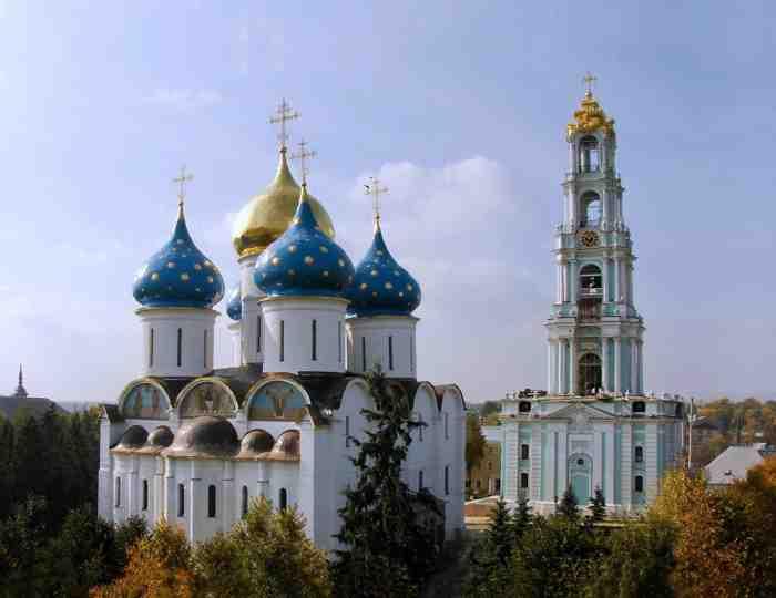 Tour a Sergiev Posad desde Moscú en español