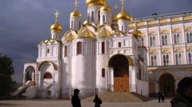 Catedral anunciación Kremlin Moscú