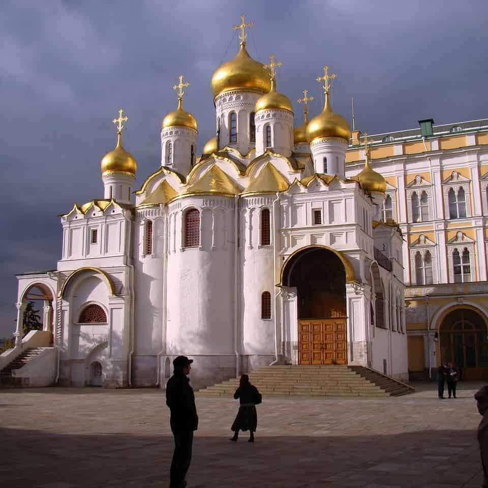 Catedral de la Anunciación Moscú