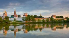 El Convento Novodevichy de Moscú