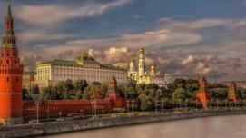 Kremlin de Moscú Rusia