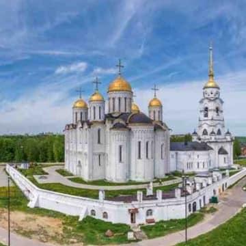 Excursión a Vladimir y Suzdal desde Moscú