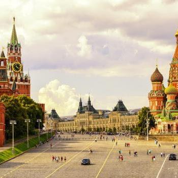 Guía en Moscú en español