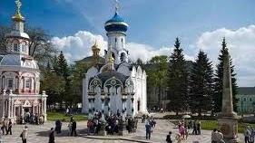 Monasterio San Sergio, Serguiev Posad