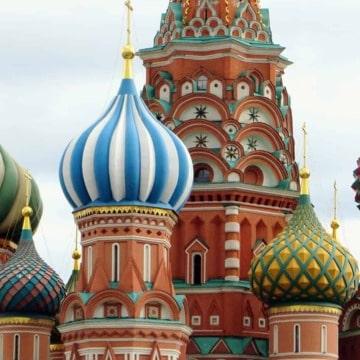 La Catedral de San Basilio Moscú