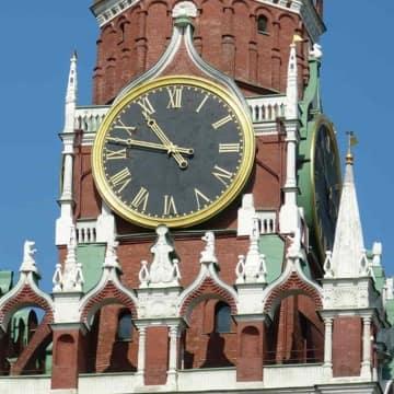 Torre Spasskaya del Kremlin