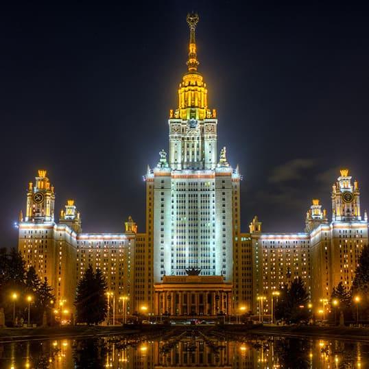 Tour desde los hoteles de Moscú