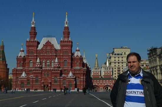 Tour Soviético en Moscú con guía en español