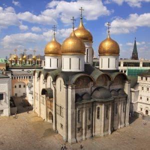 Kremlin de Moscú excursiones en español.