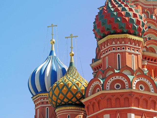 Excursión de 1 día en Moscú