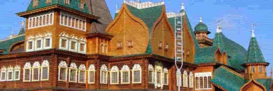 Palacios de Moscú