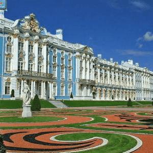 Tour en San Petersburgo