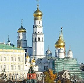 Excursión de 1 día en Moscú torre del Kremlin