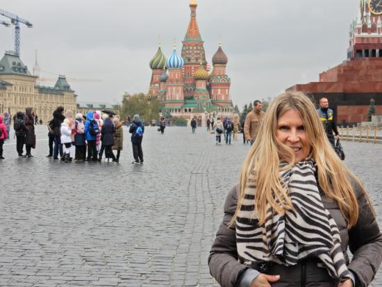 Plaza roja y Unión Soviética