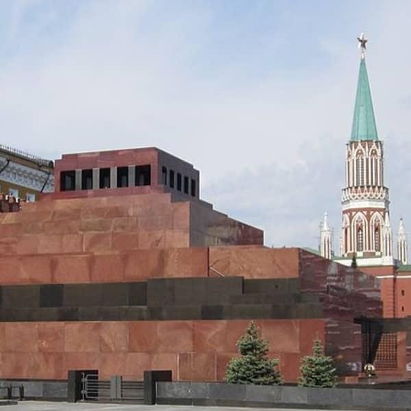 Mausoleo de Lenin