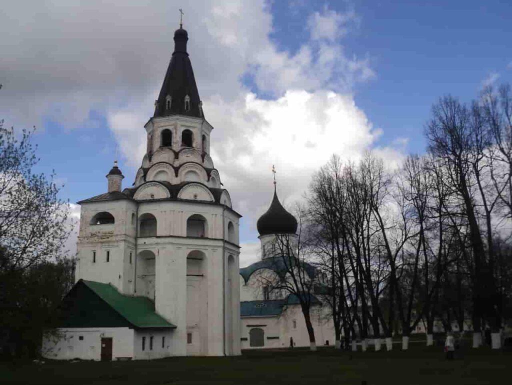 Campanario del Kremlin de Aleksandrov