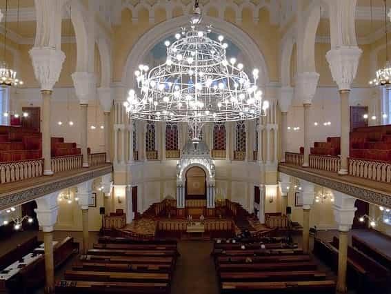 Sinagoga Coral de Moscú