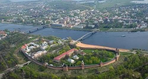 Tour a Veliky Novgorod