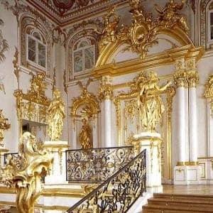 Tour en el hermitage de San Petersburgo