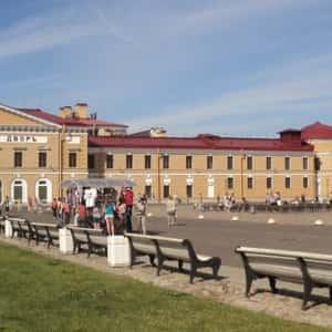2 días en San Petersburgo