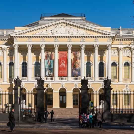 Guías privados en San Petersburgo
